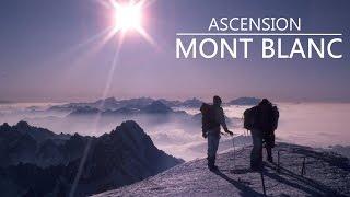 Mont Blanc - Mount 4810 m - Voie Normale