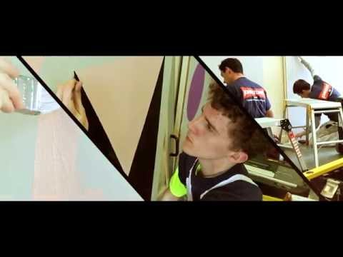 Johnstone's Young Painter of the Year  - Regional Heat at Novus Property Solutions, April 2014