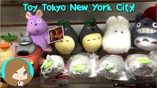 Toy Tokyo in New York City Toy Hunt - Lots of Blind Boxes and Cool Collectible Toys!