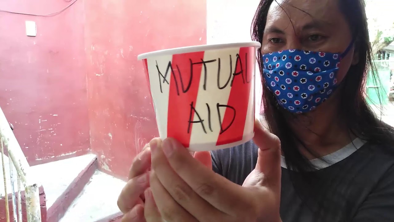 Philippines: Mutual Aid Action To Fight Covid 19 Pandemic