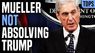 """Mueller Says EVERYTHING Short of """"Impeach Trump Now!"""""""