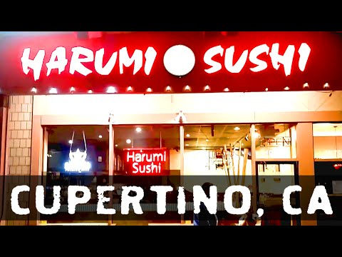 Harumi Sushi in Cupertino - restaurant review