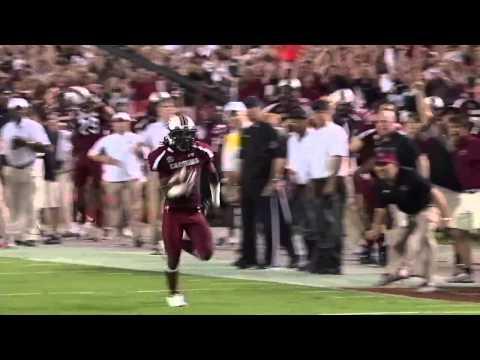 Ace Sanders punt return TD vs. Georgia