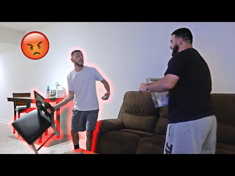 MOCKING BRAWADIS! (PUT A HOLE IN THE WALL)