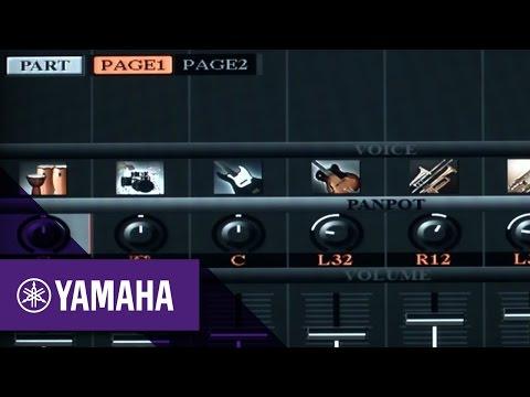 Tyros MasterClass 2017 | Keyboards | Yamaha Music | Deutsch
