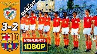 Бенфика Барселона 3 2 Обзор Матча Финал Лиги Чемпионов Кубка Чемпионов 31 05 1961 HD