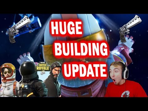 Season 3 Building Update To Fortnite Battle Royale! (Everything is so much better)
