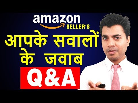 HINDI Q&A | HOW to sell On Amazon FBA (Best For Beginners) eCom Business TALK