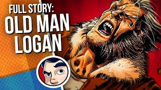 Old Man Logan Full Story | Comicstorian