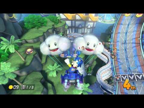 Mario Kart 8 (MK8) Online - Worldwide Races