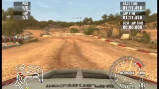 RalliSport Challenge 2 - XLink Kai Multiplayer Gameplay