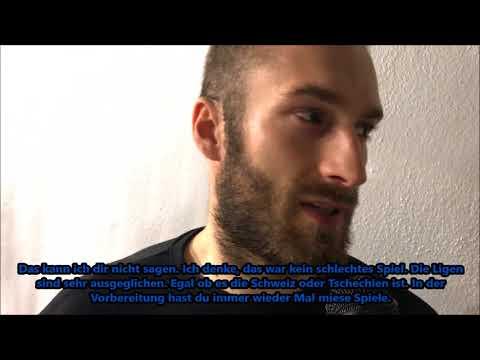 Interview mit Petr Pohl nach dem Mercedes Benz Cup