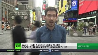 Jade Helm 15: Military exercise or martial law?