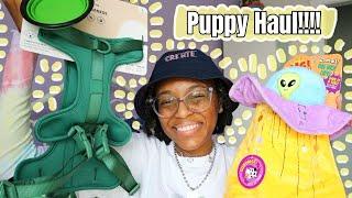 NEW BOXER PUPPY HAUL!!!!