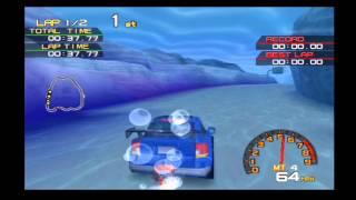 Gadget Racers Gameplay #1 - Racing on Snow & Ice
