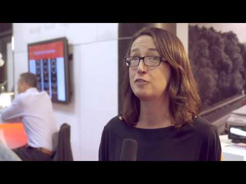 Interview Suivo (Geo Solutions), exhibitor @ Transport & Logistics Antwerpen 2015