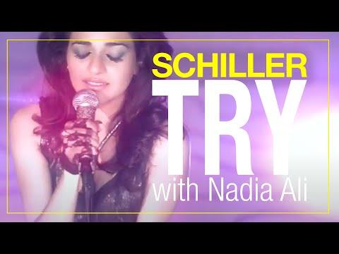 schiller w/ nadia ali | try | video edit 01