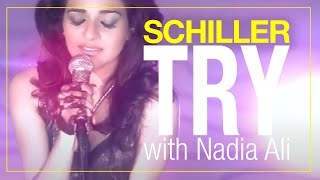 """SCHILLER: """"Try"""" // with Nadia Ali // Official Video"""