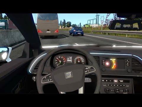 Euro Truck Simulator 2 - Seat Leon FR 1.8 TSI