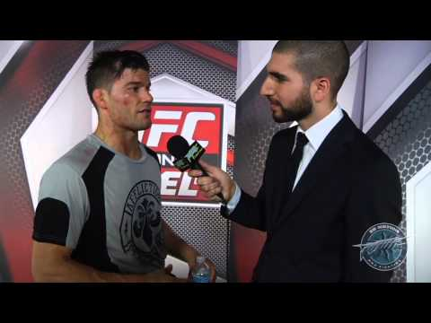 UFC on FOX 7: Josh Thomson Thinks Speed Was Difference Over Nate Diaz