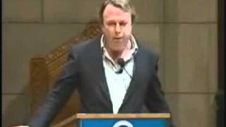 Hitchens vs God (god loses by the way)
