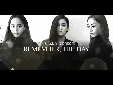 """2016 S.E.S Concert """"Remember The Day"""""""