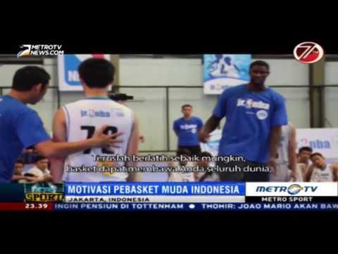 Metrosports   Marvin Williams Hadir di Jr NBA Indonesia 2016…