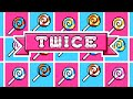 CANDY POP, Twice - 8 bits