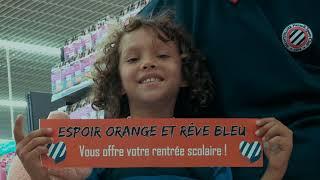 VIDEO: Espoir Orange et Rêve Bleu fête ses 6 ans !