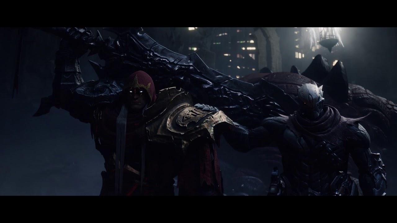 Darksiders Genesis - Split Depth Trailer