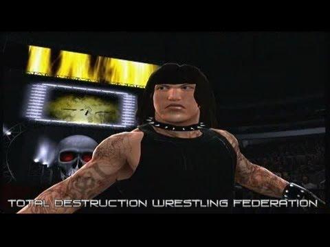 WWE 13 | TDWF CAWS | Levi Asher, Jethro Booze & Drake Garrison *NEW*