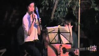Cô Lái Đò Bến Hạ - Hoàng Thi Thơ - Guitar Bụi Cover