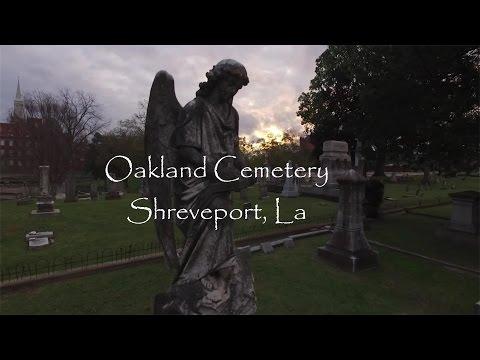 Oakland Cemetery in Shreveport, La