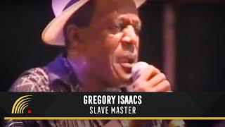 Gregory Isaacs - Slave Master - Live Bahia Brazil