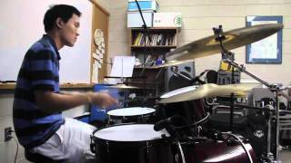 Hillsong - Stronger (Drum Cover)