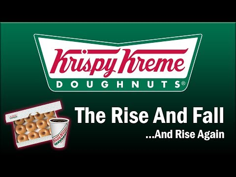 Krispy Kreme - The Rise and Fall...And Rise Again