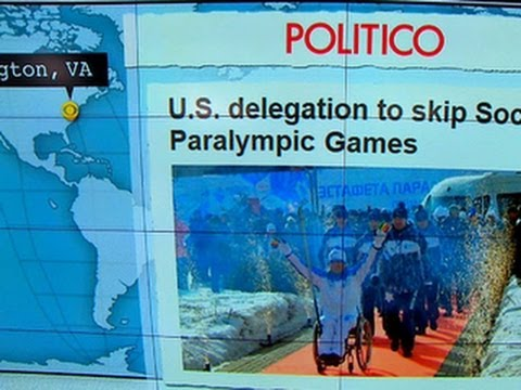 Headlines: Obama cancels delegation to the Sochi Paralympic Games