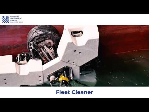 Maritime Innovation Award 2018: Fleet Cleaner