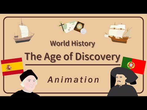World History The Age Of Discovery In 5 Minutes