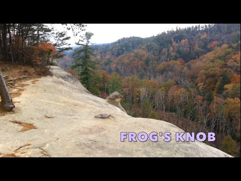 Hidden Trails of Red River Gorge: Hiking to Cloud Splitter and the Indian Staircase