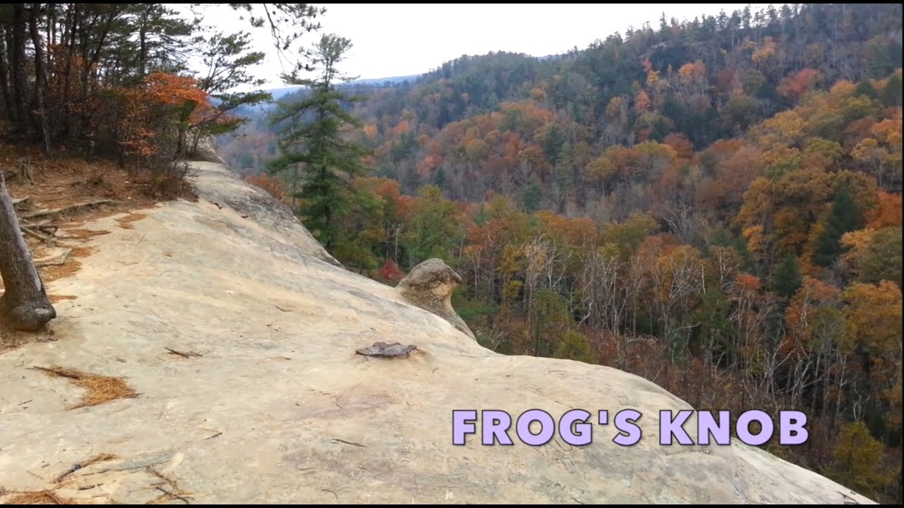 Hidden Trails of Red River Gorge Hiking