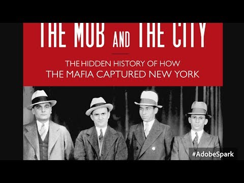 The New York mafia families New Documentary 2017