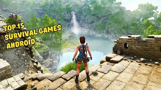 15 Games Android Survival Terbaik I Best Games Survival Android 2018