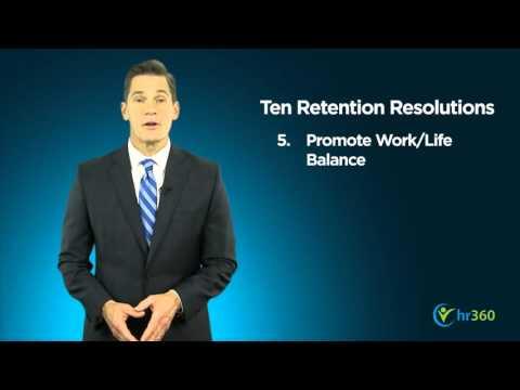 10 Employee Retention