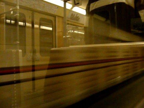 Munich Underground U-Bahn Syntegra Prototyp