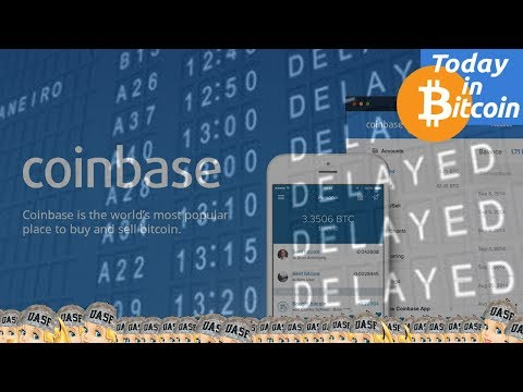 Today in Bitcoin (2017-07-30) – Slush Pool, India reject the fork – Coinbase Withdrawal Delays