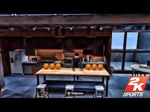 NBA 2K18 - CASSAGE DE CHEVILLES 17.0 - J'ARRÊTE LE GRIND & VOUS PRESENTE UNE FILLE