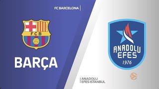 EuroLeague Final Four Final: FC Barcelona - Anadolu Efes