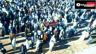 Enterrement de Kerroum Nadjib Zemmora جنازة المرحوم كروم نجيب زمورة 2015