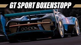 GRAN TURISMO SPORT macht einen Boxenstopp: Das Problem von GT Sport   4K Online Gameplay German
